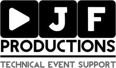 Logo djf productions
